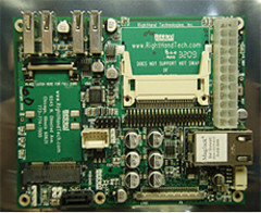COM Express Type 2 Carrier Board Reference Design
