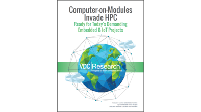 Computer-on-Modules Invade HPC