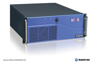 Kontron application-ready 4U rackmount server offers long-term operation for military server applications
