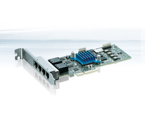 Kontron introduces evaluation unit of new TSN networking card at SPS IPC Drives