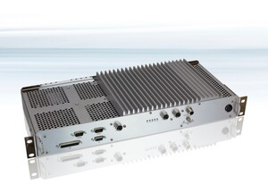 Kontron Introduces New TRACe-RM404 Railway 19-Inch Platform for Train Control