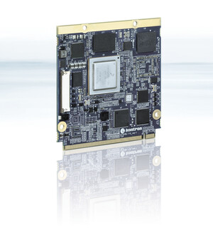 Kontron Introduces New Qseven-Q7AMX8X Module with Economical, Powerful Quad Core i.MX8X Processor for IoT and Industrial 4.0 Applications