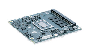 Kontron expands its AMD Ryzen™ CPU range of the COMe-cVR6 (E2) with new variants for extended industrial temperature applications