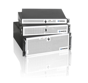 More performance: Kontron upgrades the KISS V3 rackmount series for demanding industrial applications