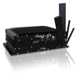 Kontron launches fanless Server Gateway for Smart Rail Applications
