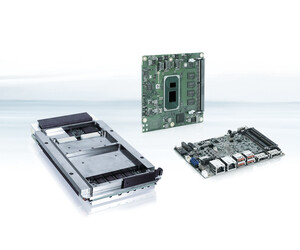 "Kontron deploys 11th Gen Intel Core processors on COM Express® modules, 3U VPX blades and 3.5"" SBC"