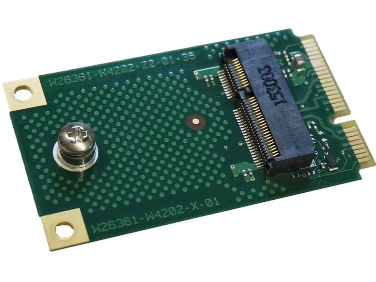 Mini-PCIe to M.2 2230 Converter for WLAN/BT