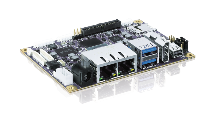 pITX-IMX8M Quad Core (Industry)