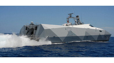 Kontron and Azimuth Sharpen the Department of Defense's Stiletto Boat Drug Interdiction