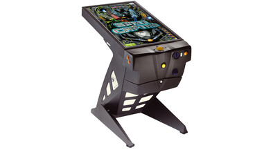 Pure Uninterrupted Graphics Action - Sophisticated Display Technology for Digital Pinball With CRTtoLCD